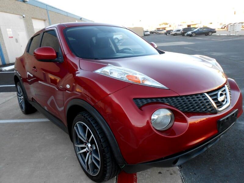 2014 Nissan Juke S FWD