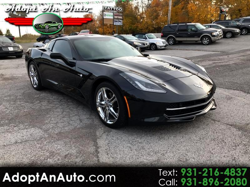 2016 Chevrolet Corvette 3LT Coupe Automatic