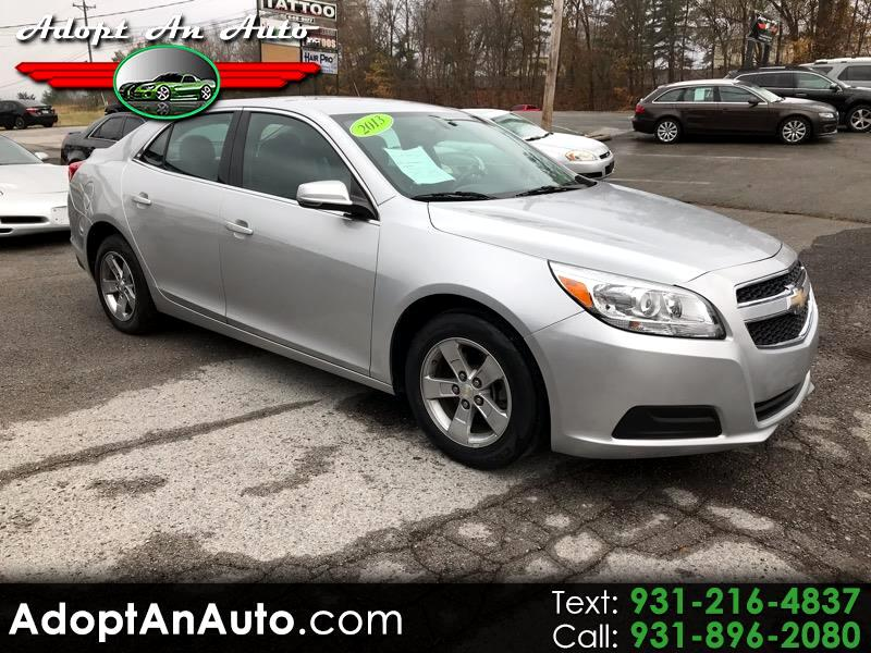 2013 Chevrolet MALIBU 1LT Base