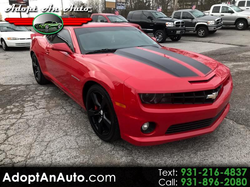 2012 Chevrolet Camaro 2dr Cpe SS w/2SS