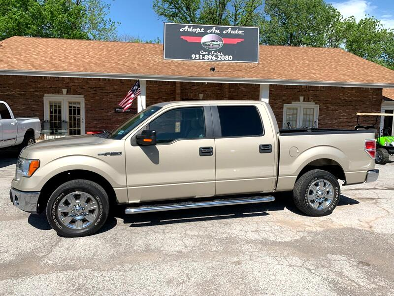 2010 Ford F-150 XLT 2WD SuperCrew 5.5' Box