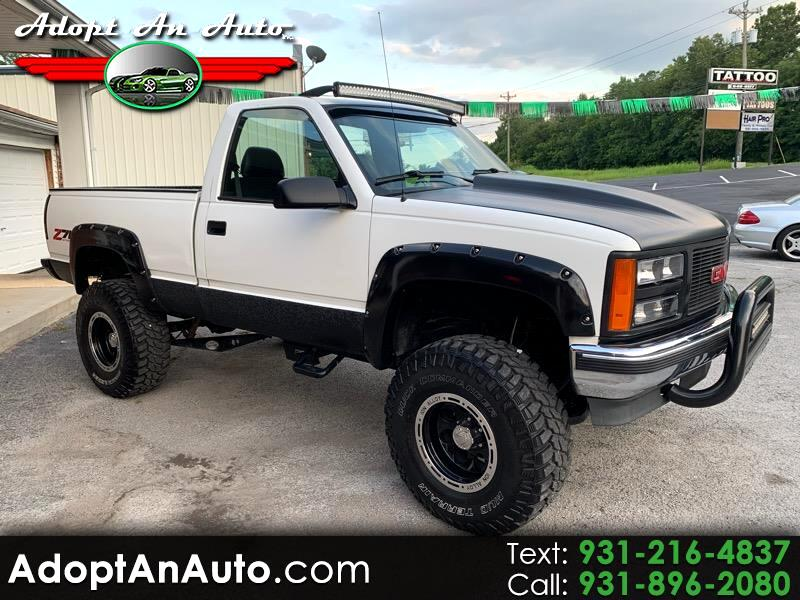 1990 GMC Sierra C/K 1500 Reg. Cab 6.5-ft. Bed 4WD