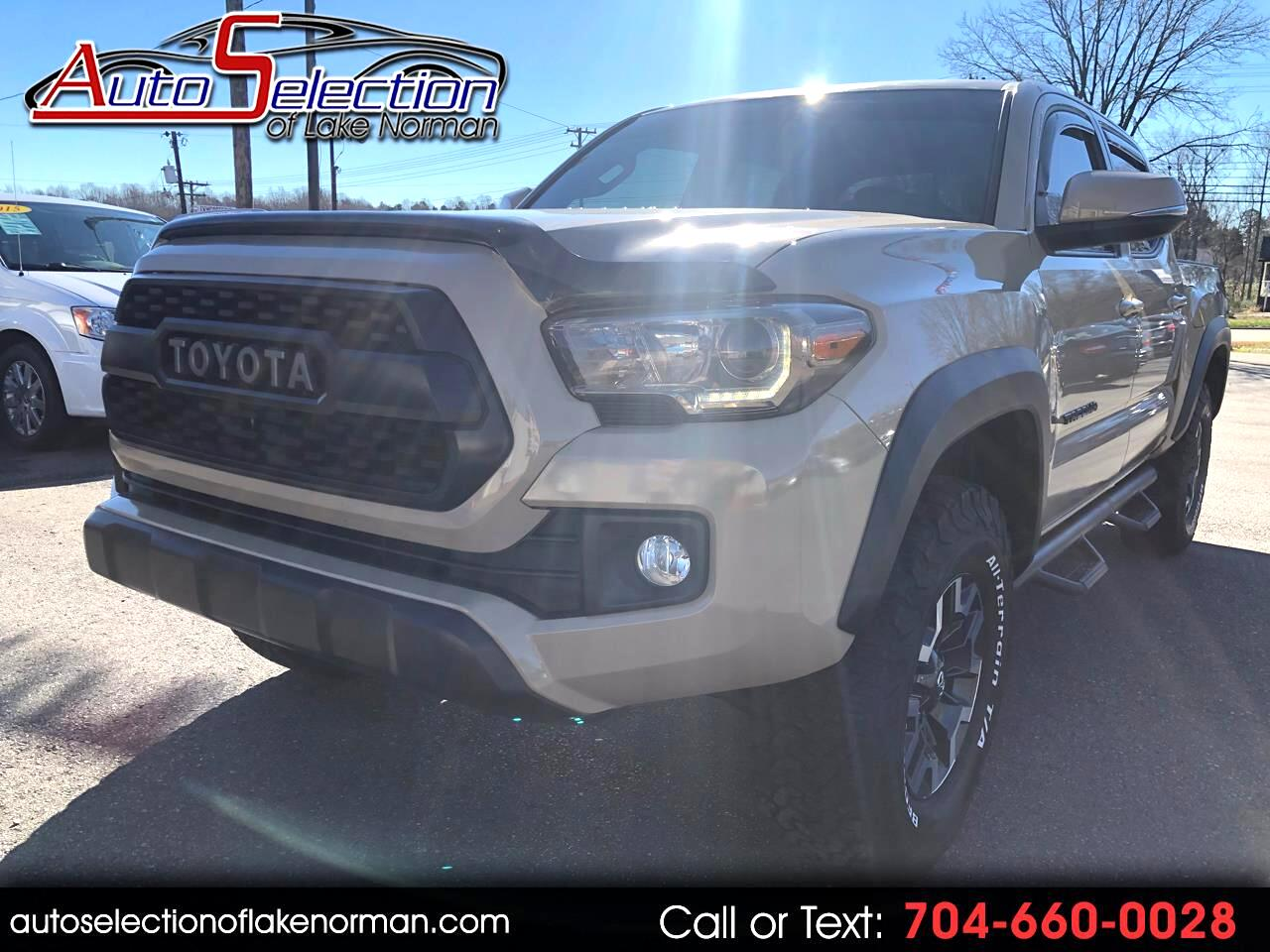 2017 Toyota Tacoma TRD Offroad Double Cab 4WD V6