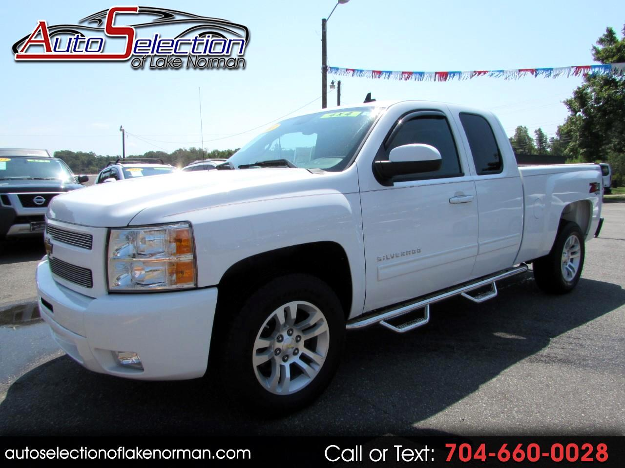2013 Chevrolet Silverado 1500 LT Z71 Ext. Cab Long Box 4WD