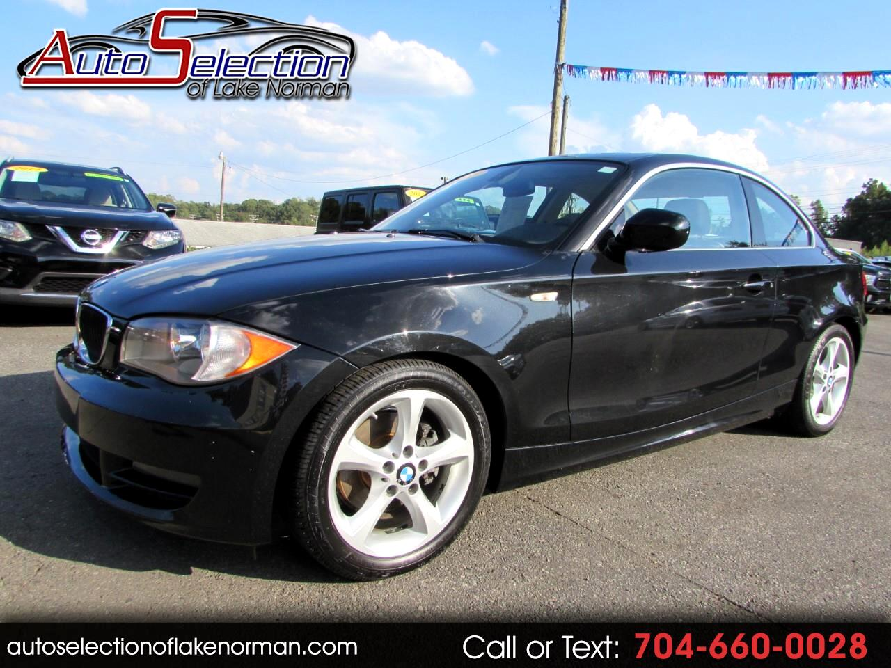 BMW 1-Series 128i Coupe 2011