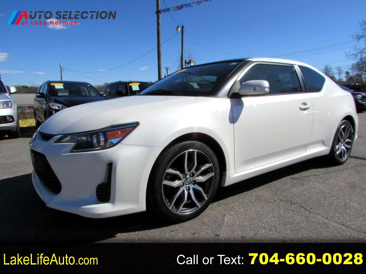 Scion tC Sports Coupe 6-Spd MT 2016