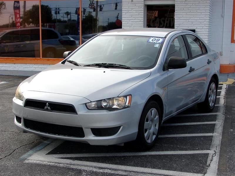 2009 Mitsubishi Lancer DE