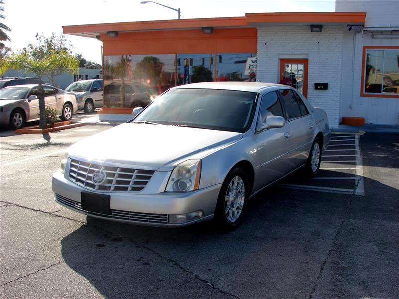 2010 Cadillac DTS V8