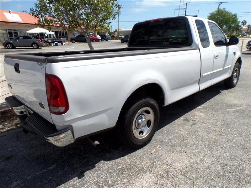 2001 Ford F-150 Lariat SuperCab Long Bed 2WD