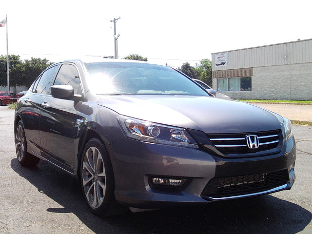 2014 Honda Accord LX Sedan 6-Spd MT