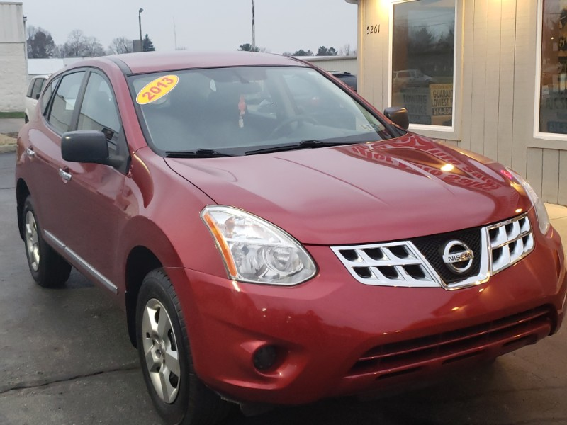 2013 Nissan Rogue S AWD