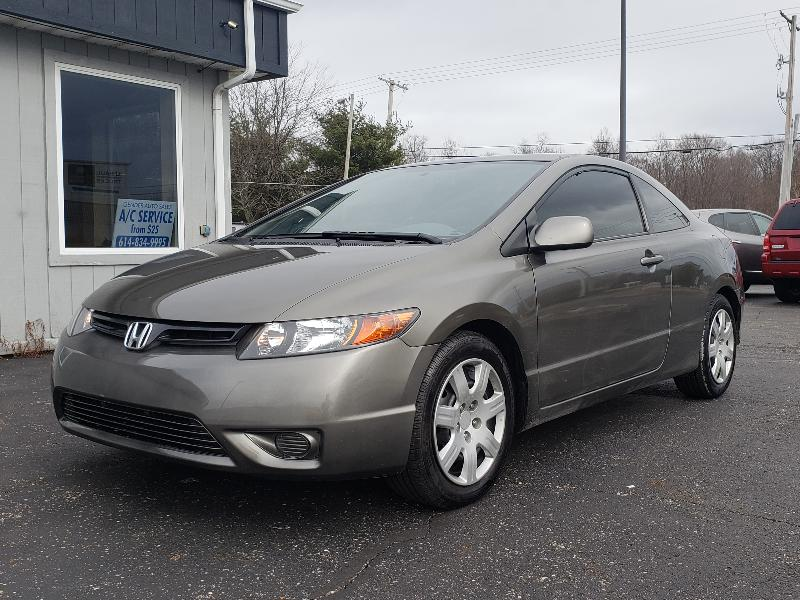 2007 Honda Civic LX coupe