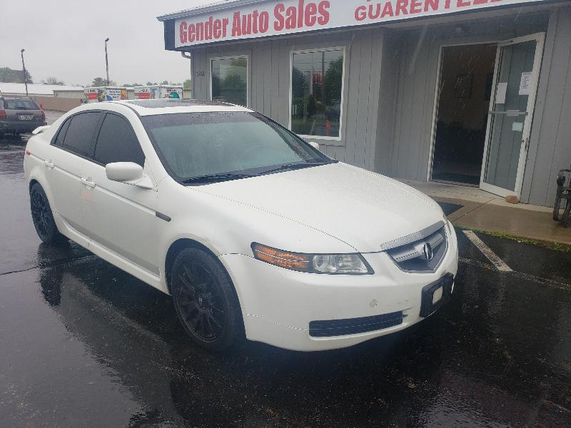 2006 Acura TL 5-Speed AT