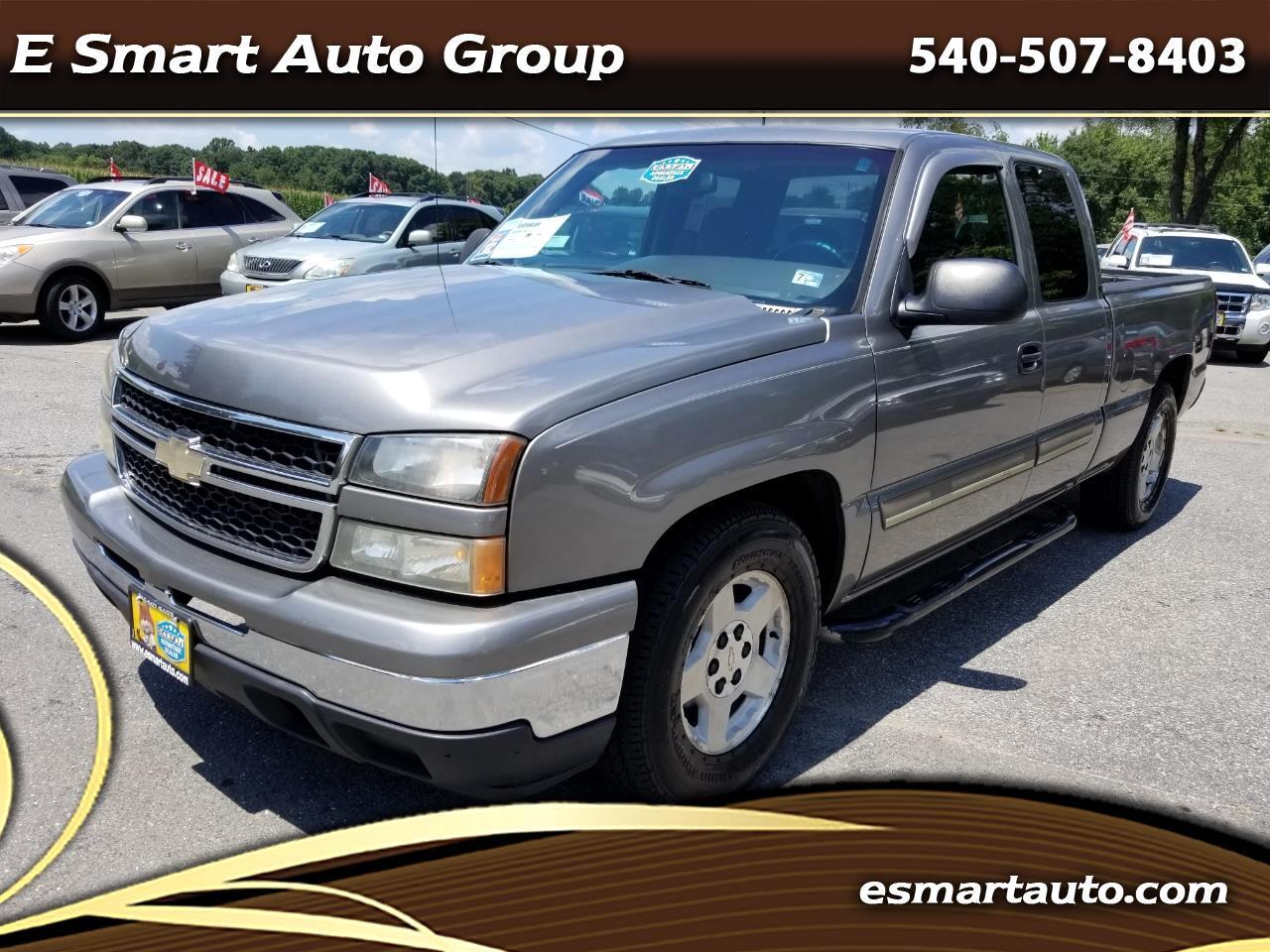 2006 Chevrolet Silverado 1500 LS Ext. Cab Long Bed 2WD