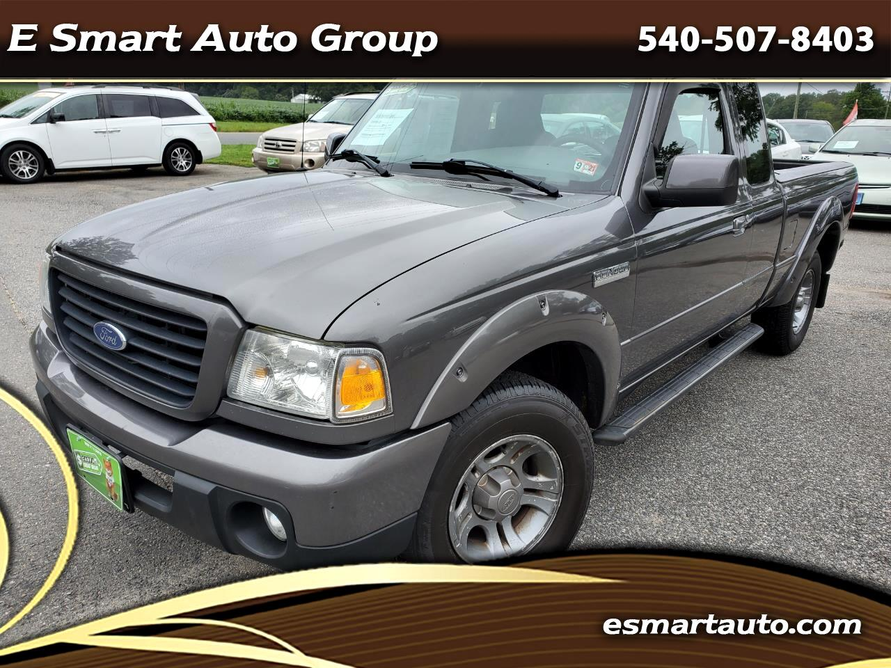 Ford Ranger Sport SuperCab 4-Door 2WD 2009