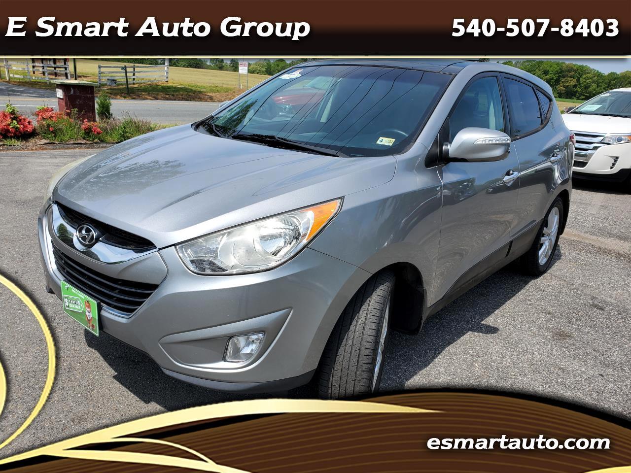 Hyundai Tucson Limited 2WD 2012