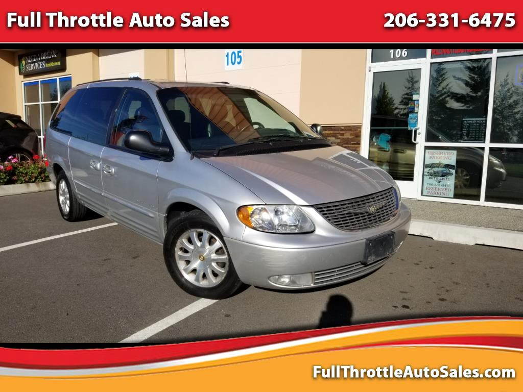 2001 Chrysler Town & Country LXi AWD