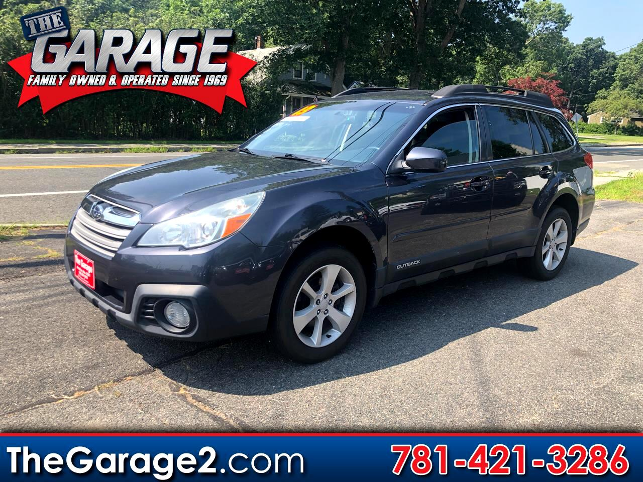 Used 2013 Subaru Outback 2 5i Premium For Sale In Whitman