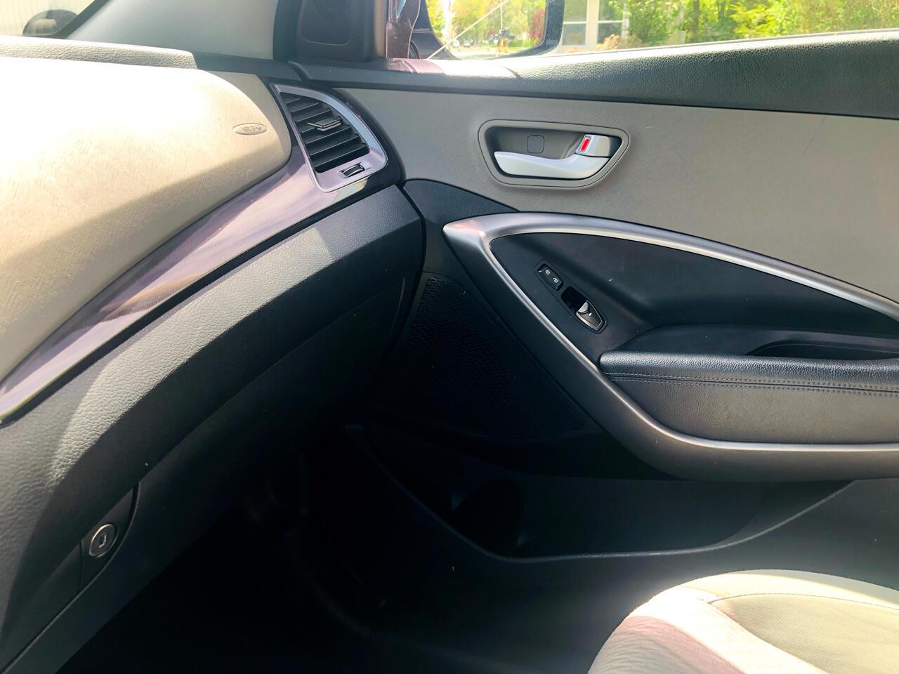 2013 Hyundai Santa Fe GLS FWD
