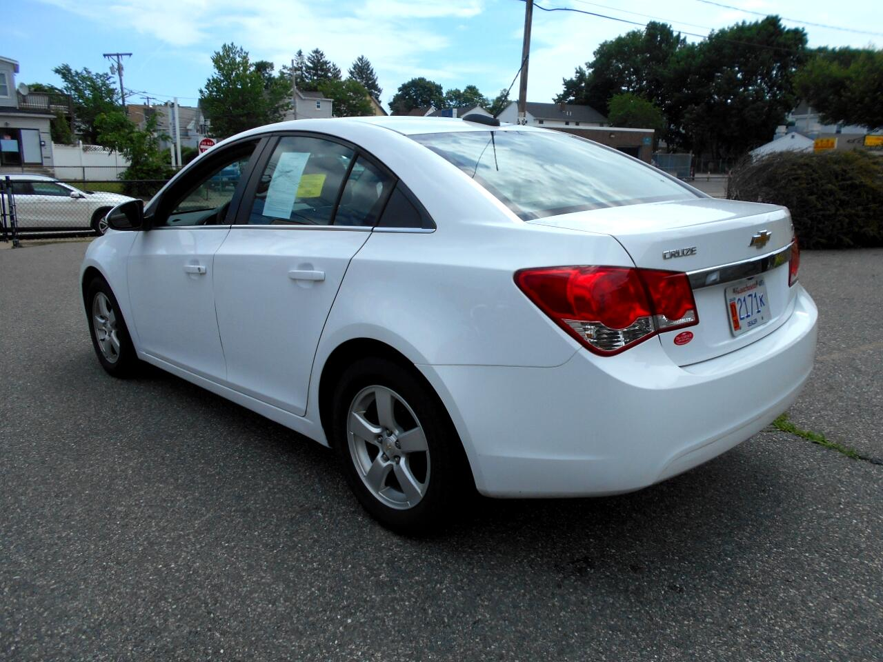 Chevrolet Cruze Limited 1LT Auto 2016