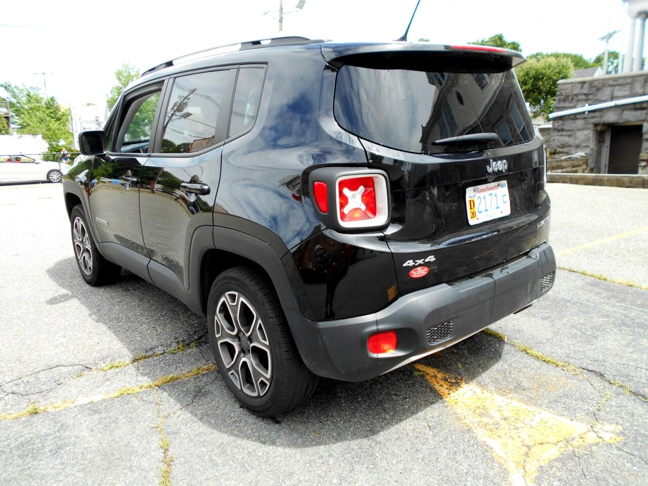 Jeep Renegade Limited 4WD 2015