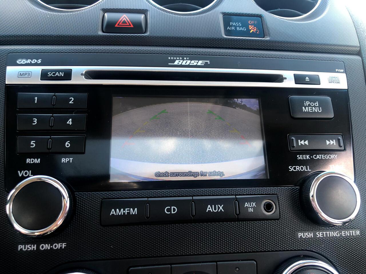Nissan Altima 2.5 SL 2011