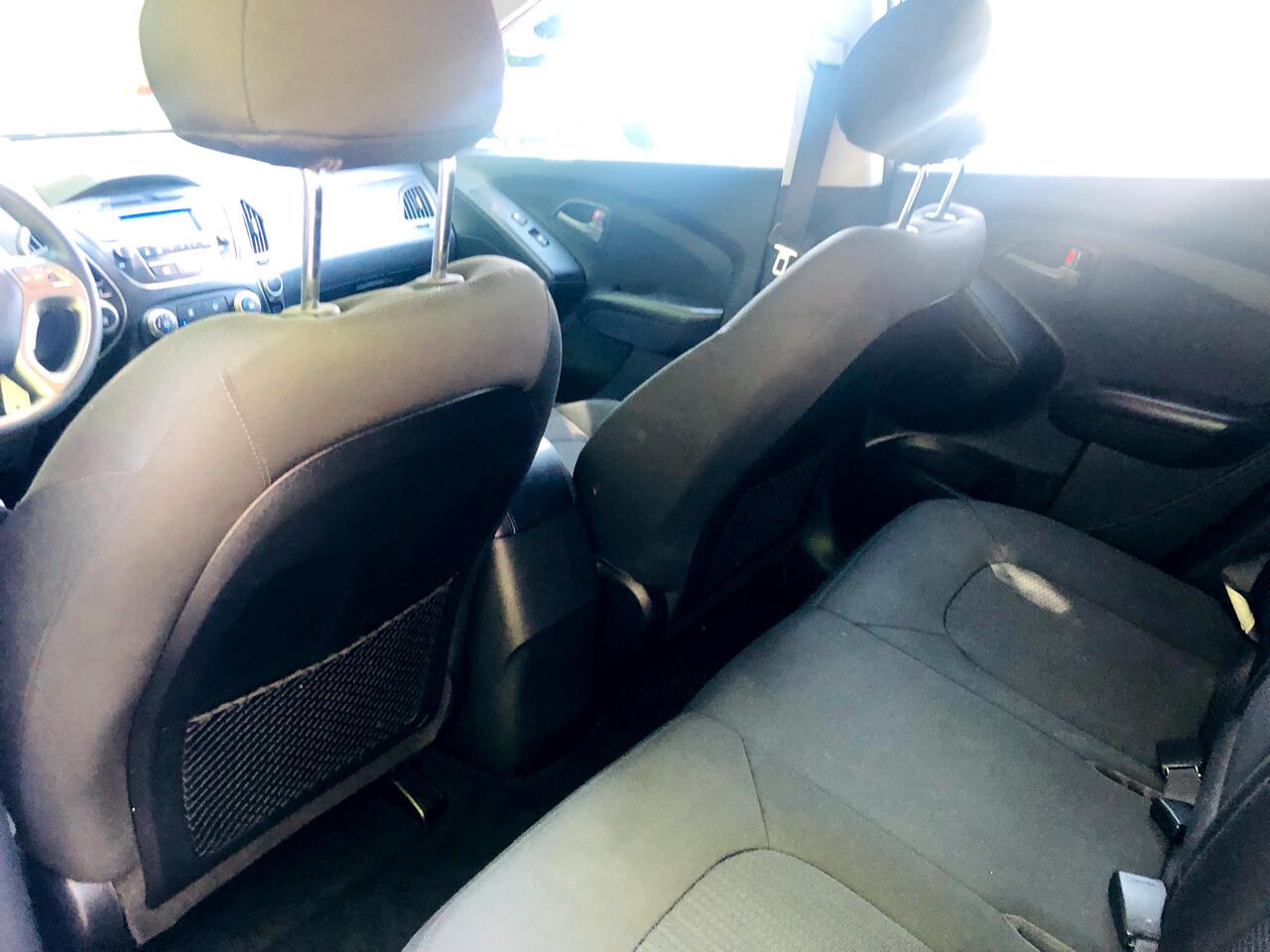 Hyundai Tucson AWD 4dr GLS 2015