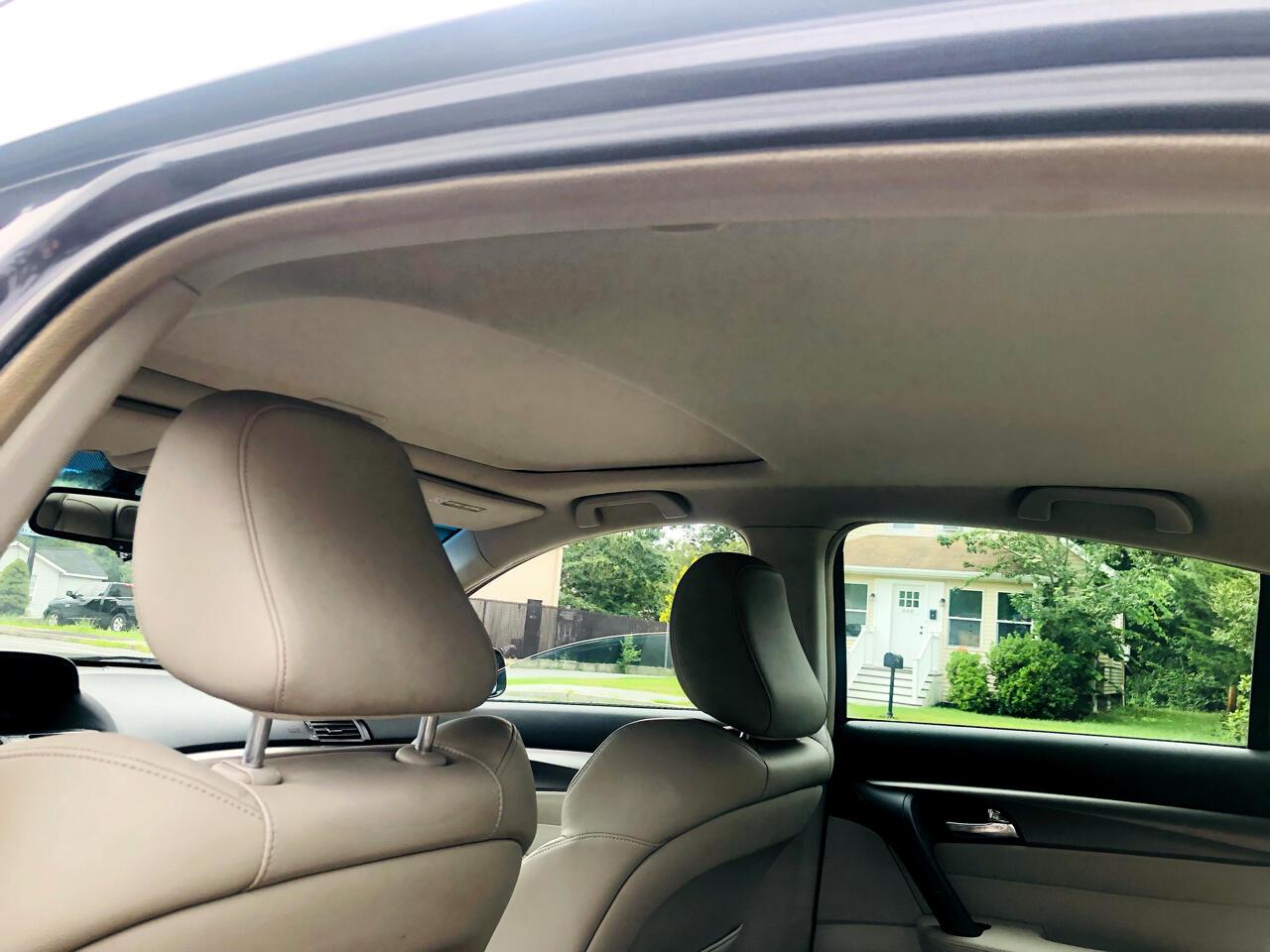 Acura TL 4dr Sdn Auto 2012