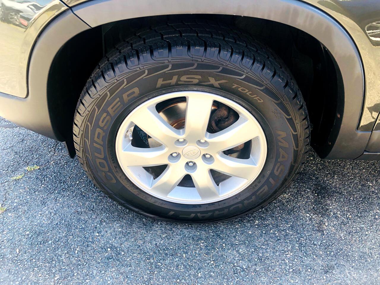 Kia Sorento LX 4WD 2011