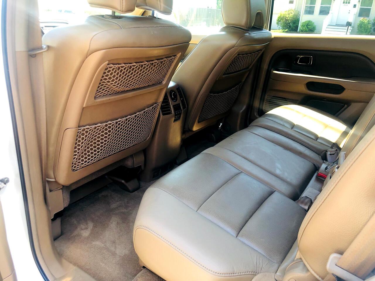 Honda Pilot EX-L 4WD w/ DVD 2008
