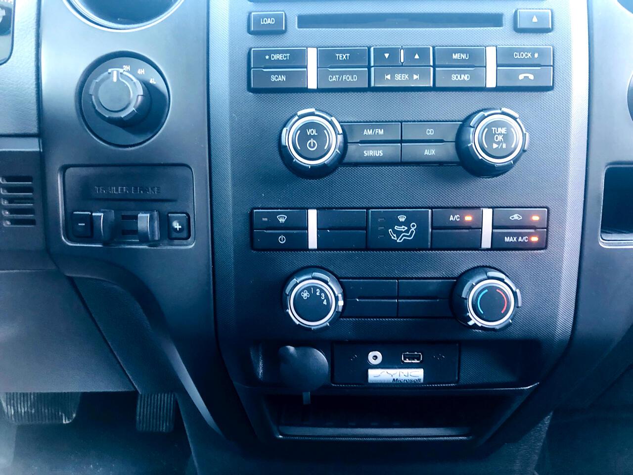 2013 Ford F-150 STX SuperCab 4WD