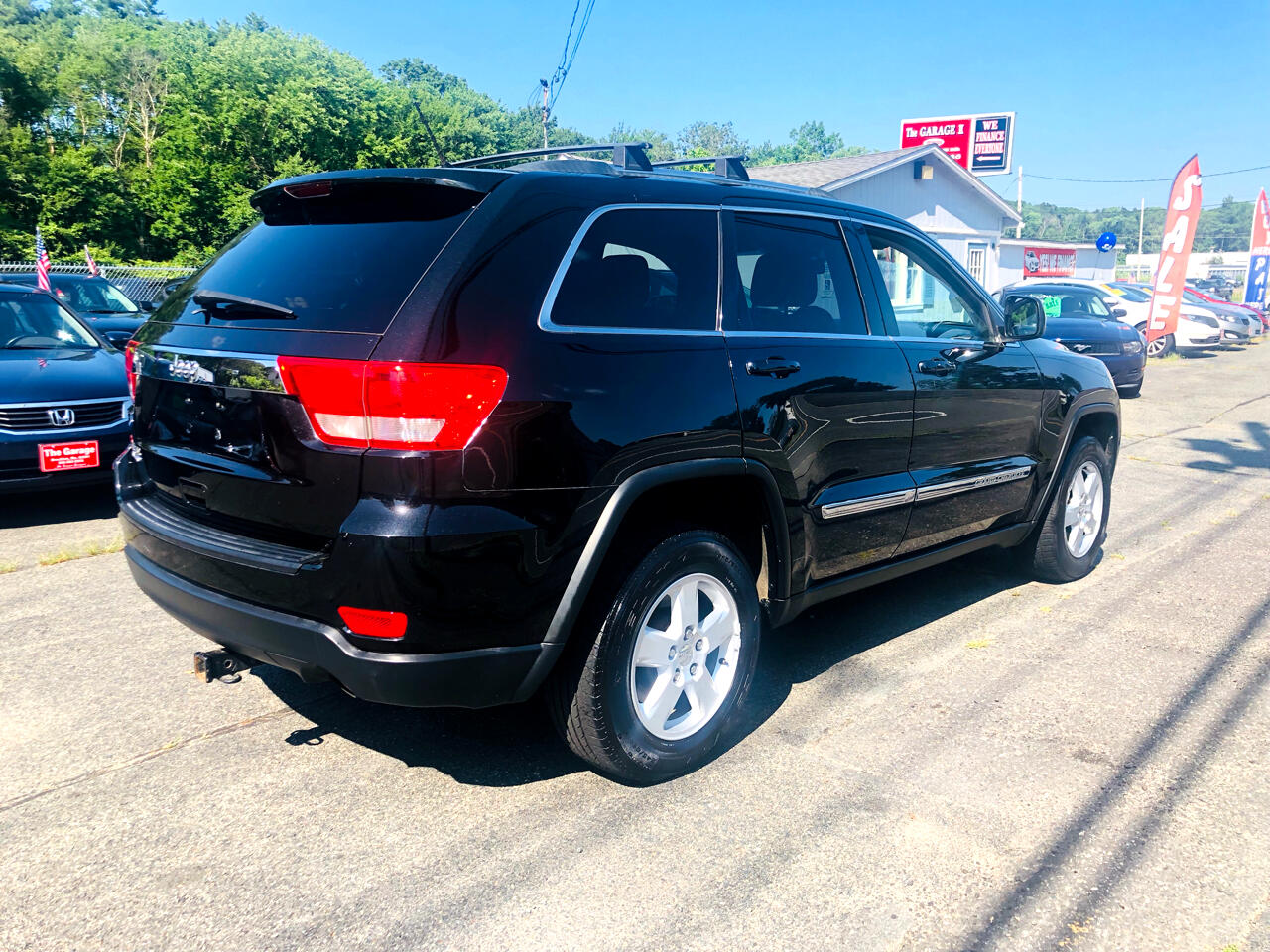 Jeep Grand Cherokee Laredo 4WD 2012