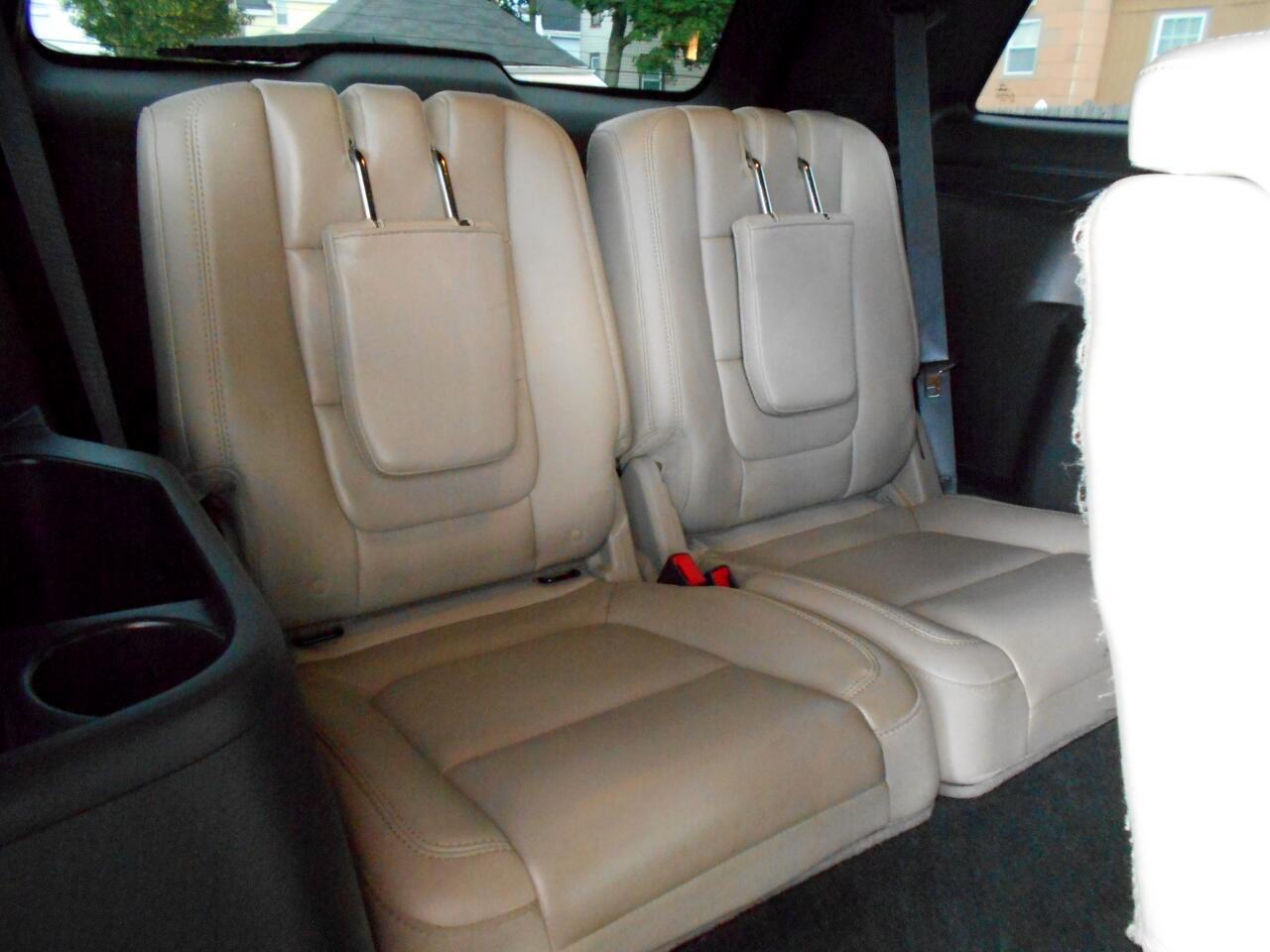 Ford Explorer XLT 4WD 2014