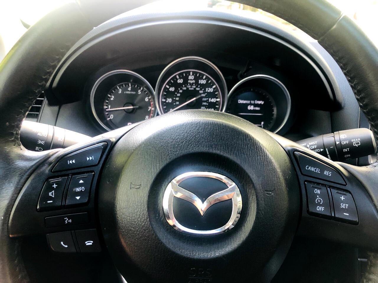 2015 Mazda CX-5 Grand Touring AWD
