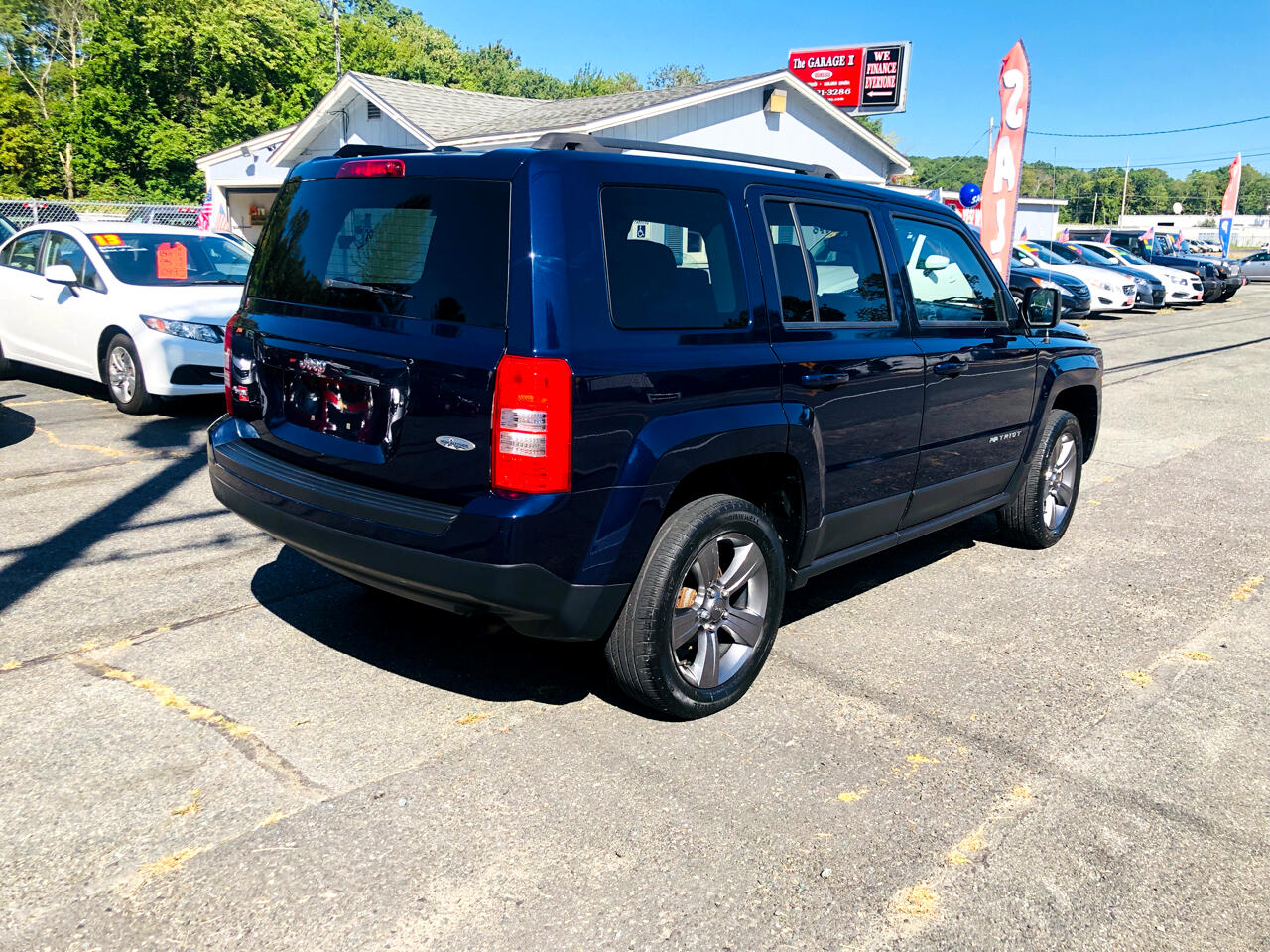2015 Jeep Patriot 4WD 4dr High Altitude