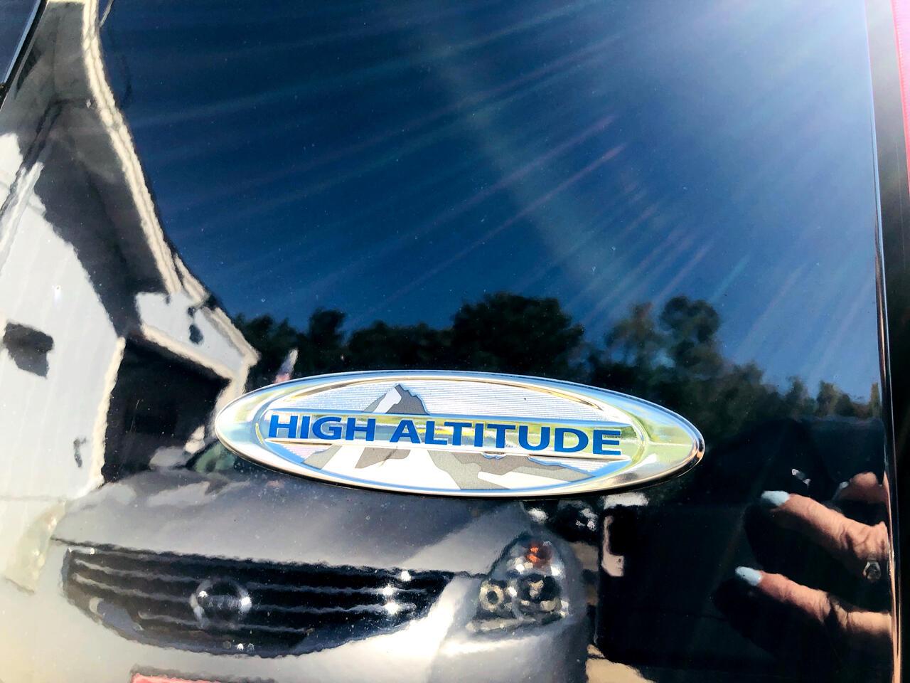 Jeep Patriot 4WD 4dr High Altitude 2015