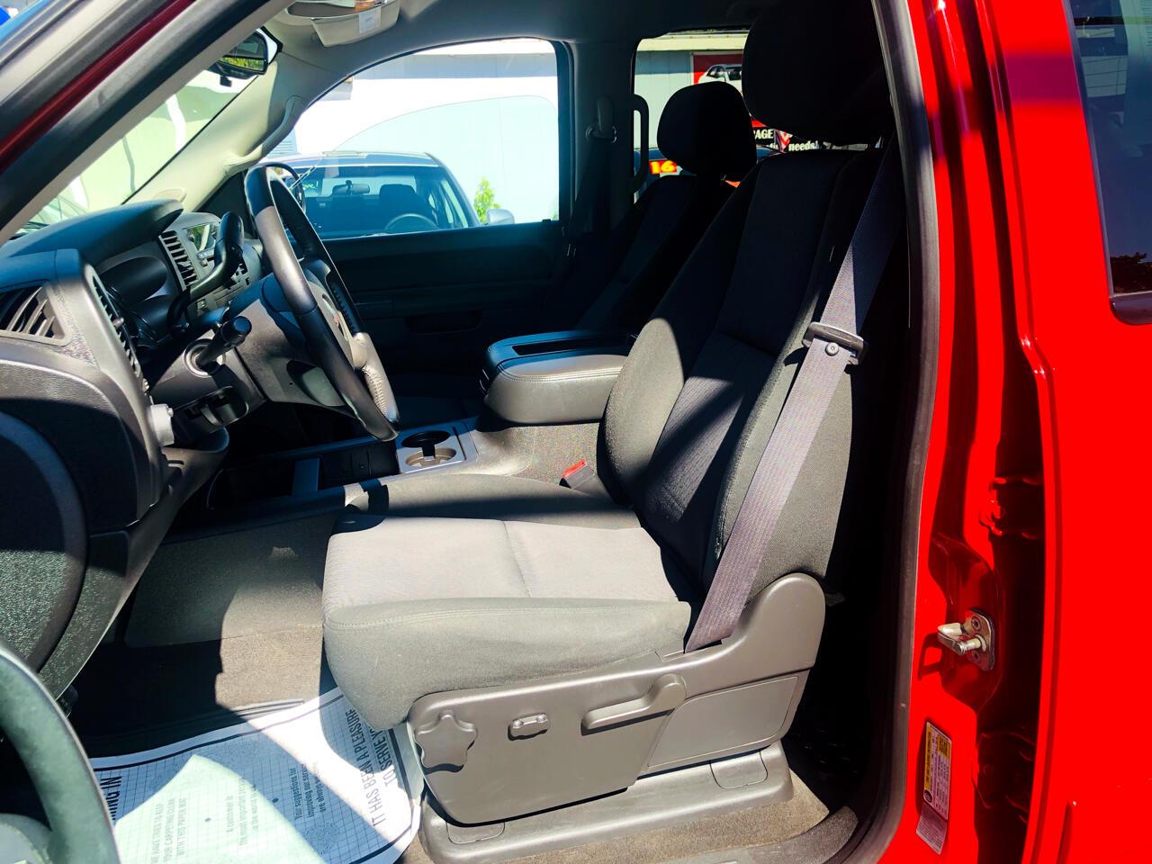 GMC Sierra 1500 SLE Crew Cab 4WD 2012
