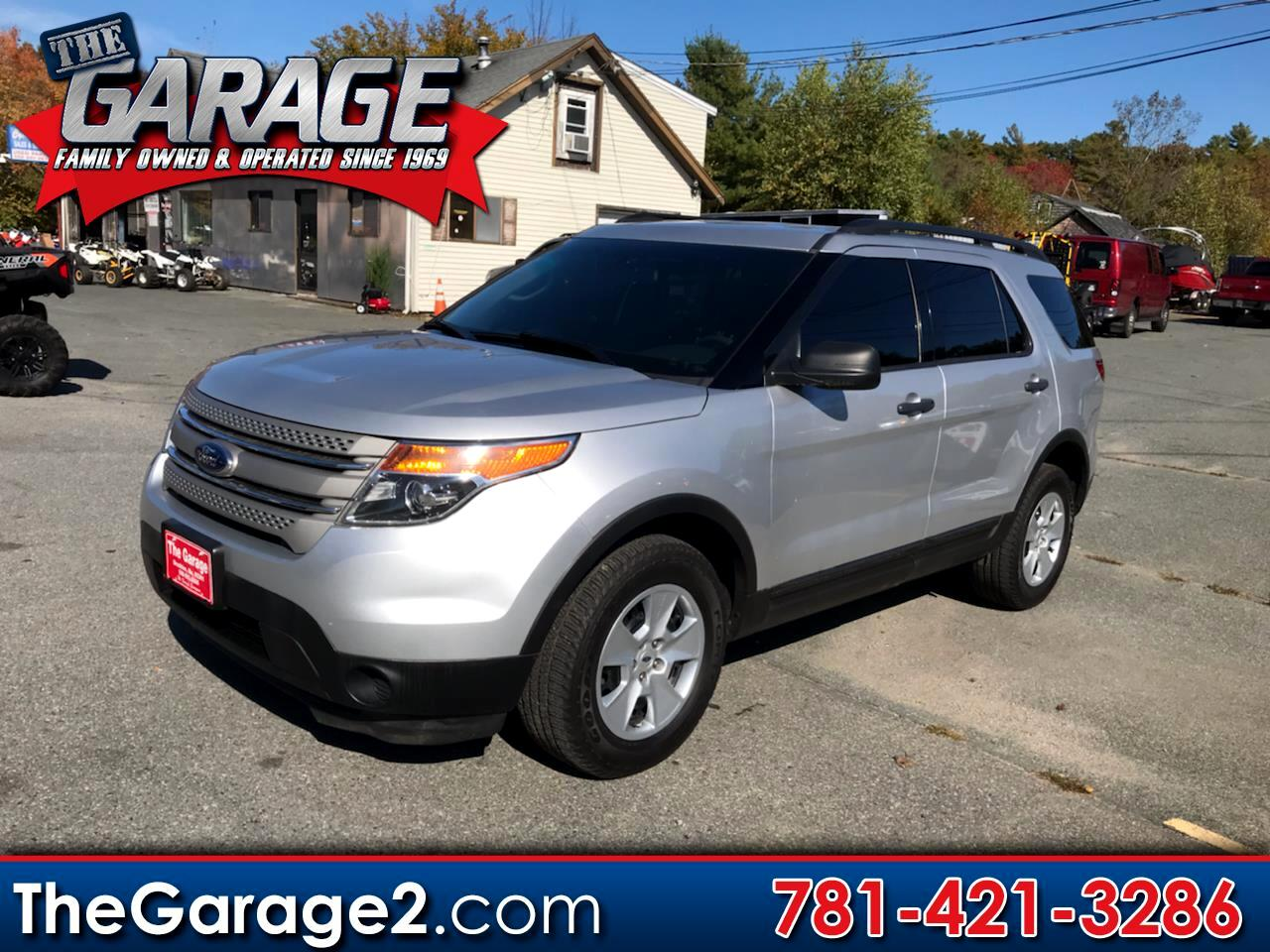 Ford Explorer Base 4WD 2014