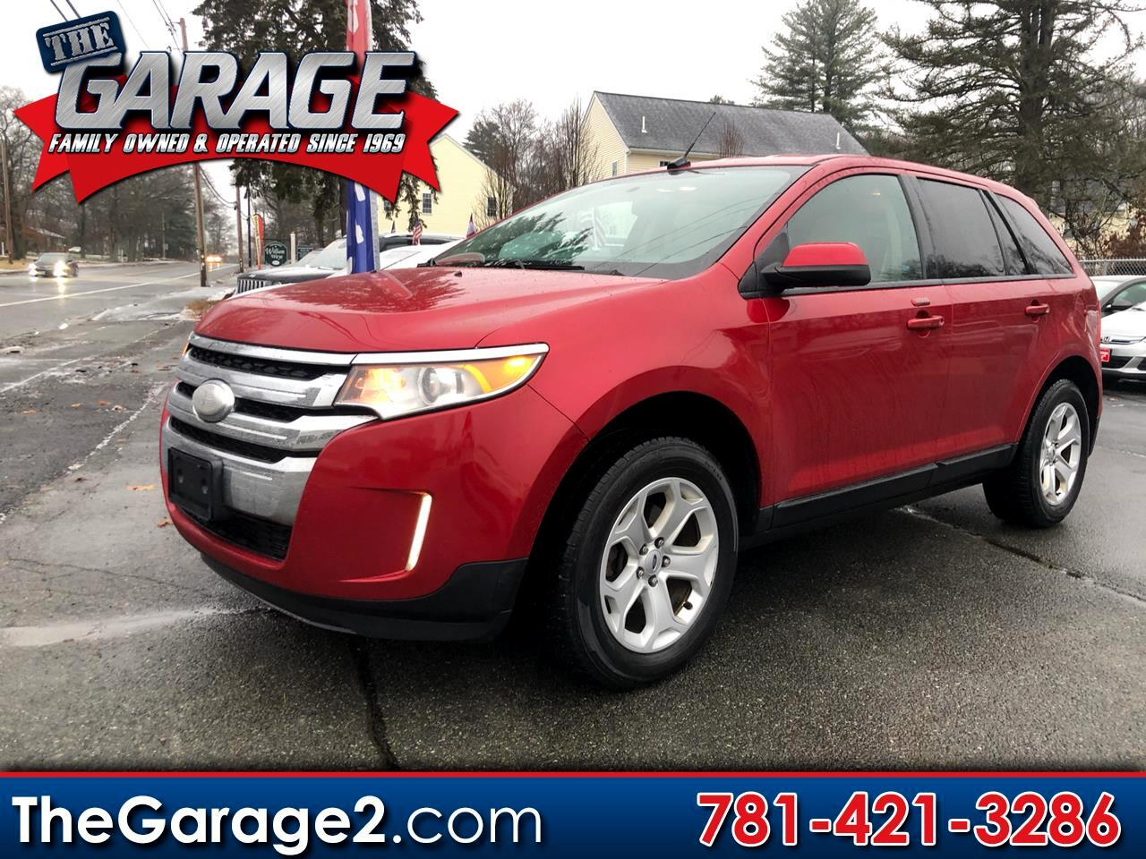 Ford Edge SEL AWD 2012