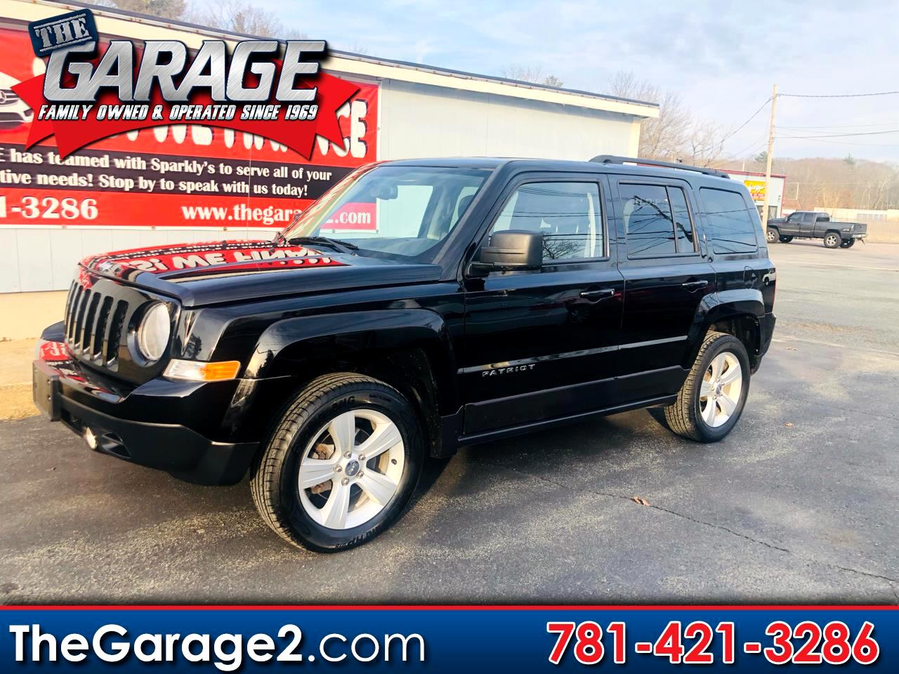 Jeep Patriot Latitude 4WD 2016