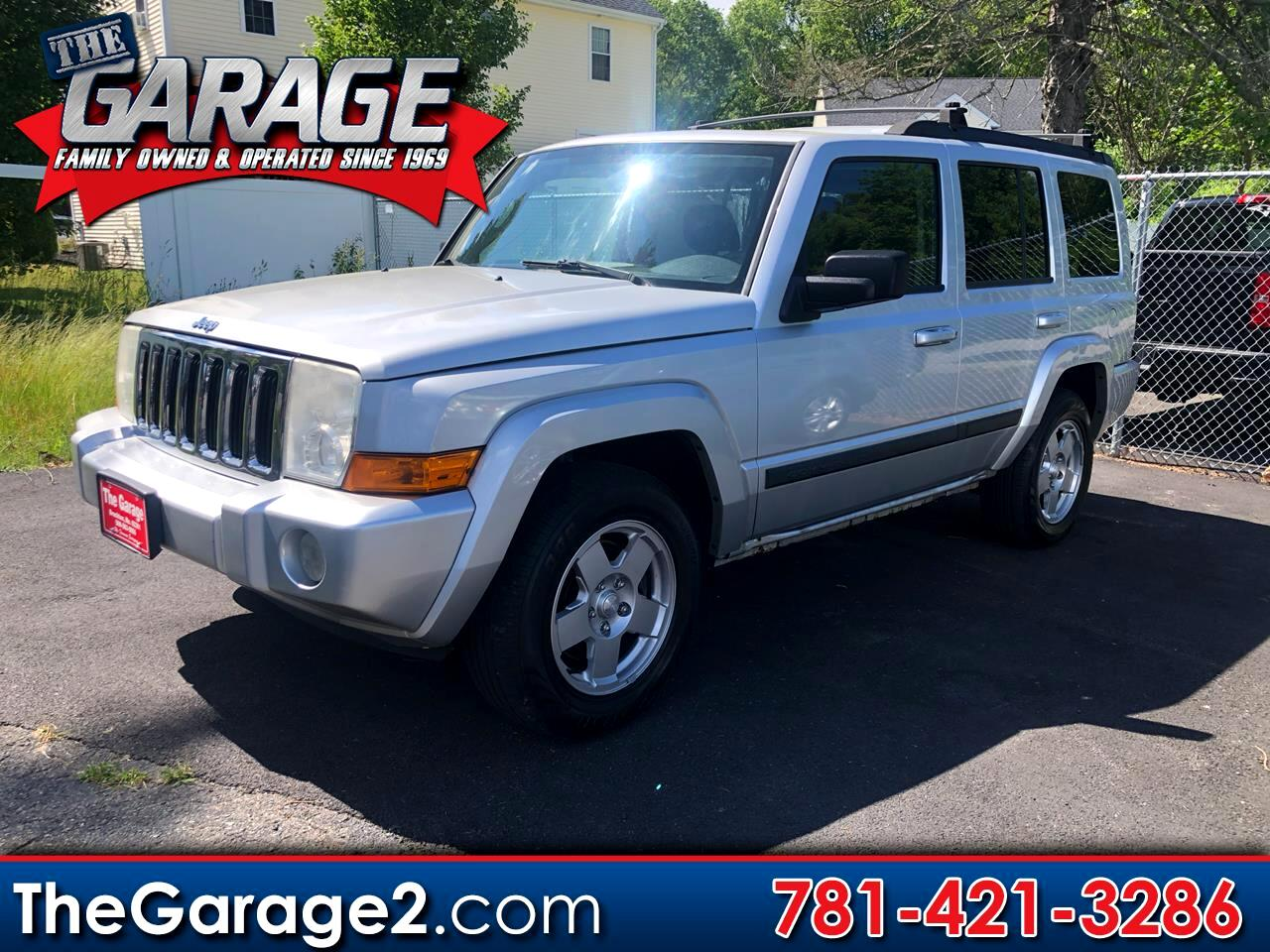 Jeep Commander Sport 4WD 2009