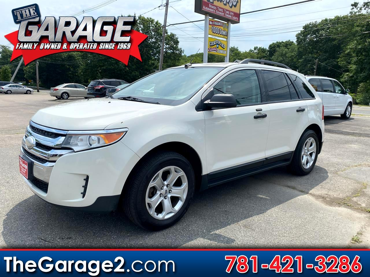 Ford Edge SE FWD 2012