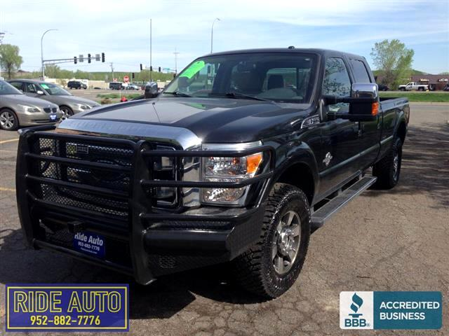 2011 Ford F350 Larait package, Crew cab 4dr, long box, 4WD