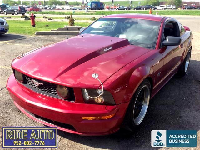 2005 Ford Mustang GT, 2 door hard top