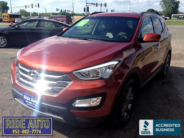 2014 Hyundai Santa Fe Sport pkg, AWD, 2.4 4cyl