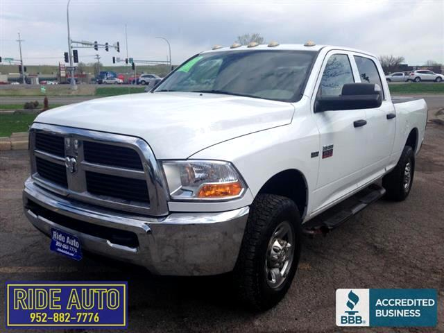 2011 Dodge Ram 2500 Crew cab 4dr, LONG BOX, 4x4