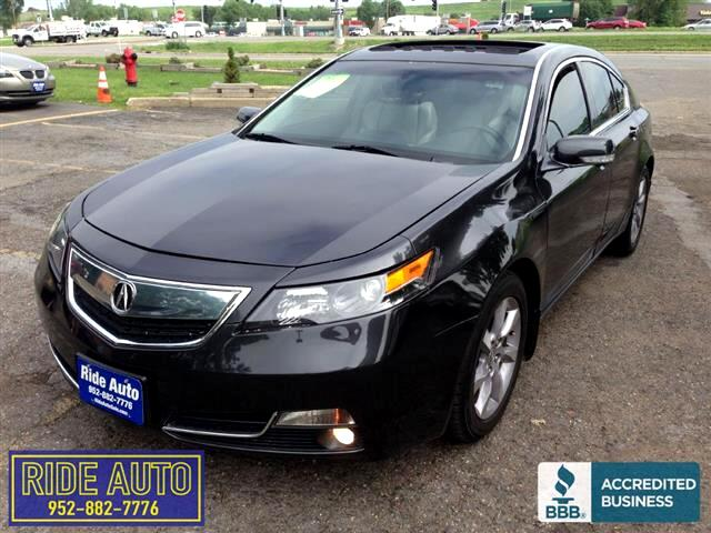 2013 Acura TL 3.5, Tech package, ALL OPTIONS !