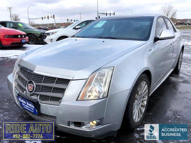 2010 Cadillac CTS CTS4, AWD, 3.6 V6, All options