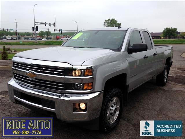 2015 Chevrolet Silverado 2500 LT, Crew cab 4dr, long box, 4x4, gas 6.0 V8