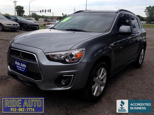 2013 Mitsubishi Outlander Sport SE, AWD, 4cyl, CROSS OVER